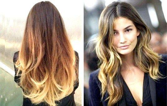 Як зробити фарбування волосся