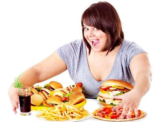 Надмірна вага веде до багатьох проблем зі здоров`ям.