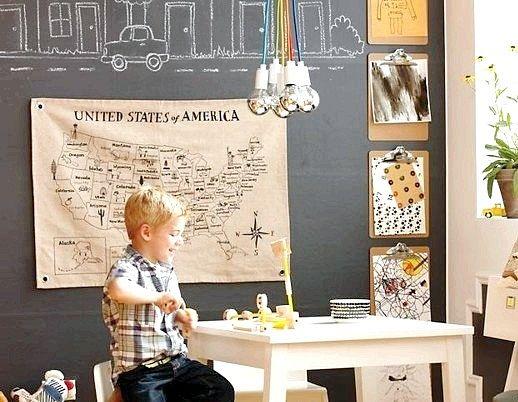 Як зробити оригінальні світильники для дитячої кімнати своїми руками