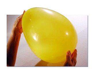 Як зробити пасхальне яйце-гніздо з ниток