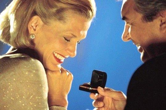 Як зробити пропозицію про шлюб нерішучому чоловікові?