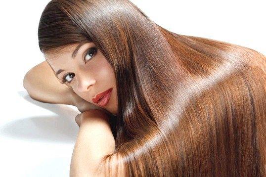 Як зробити рівні волосся