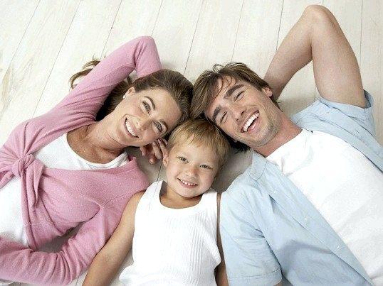Як зробити сім'ю щасливою