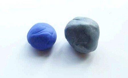 Як зробити сережки з полімерної глини