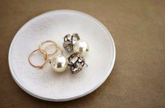 Як зробити тарілку з полімерної глини