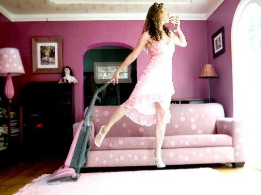 Як зробити прибирання вдома легко