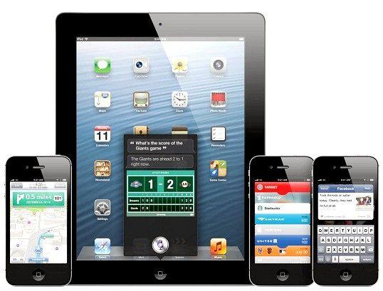 Як синхронізувати iphone з ipad