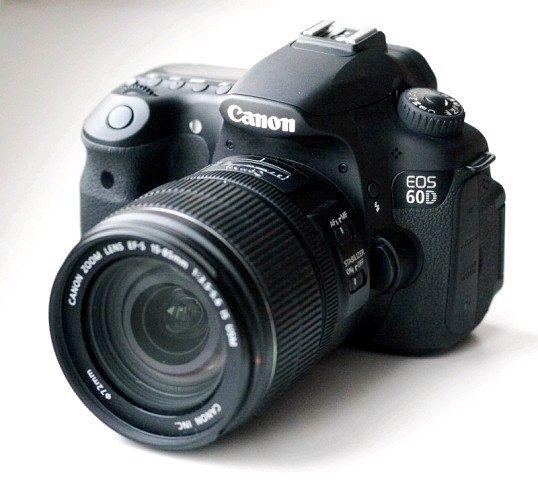 Як знімати на canon