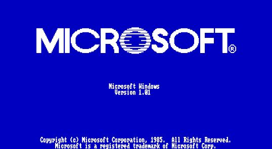 Як створили операційну систему windows