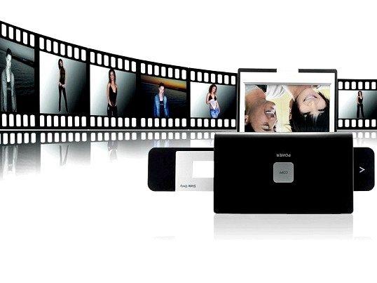 Як створити слайди з фотографій