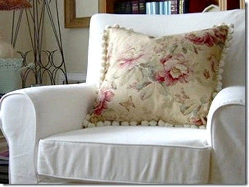 Як зшити диванну подушку за півгодини