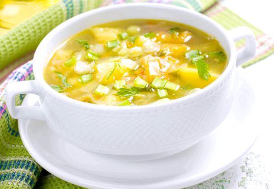 Як зварити легкий овочевий суп