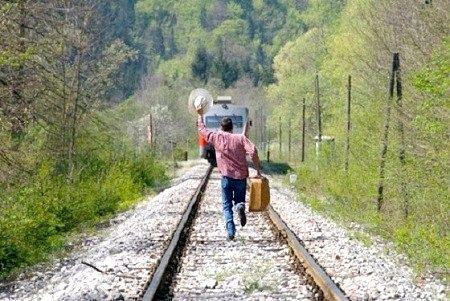 Наздогнати поїзд непросто
