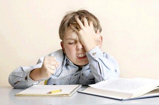 Як уберегти дитину від нервового стресу