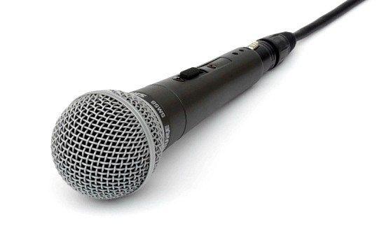 Як прибрати шум мікрофона