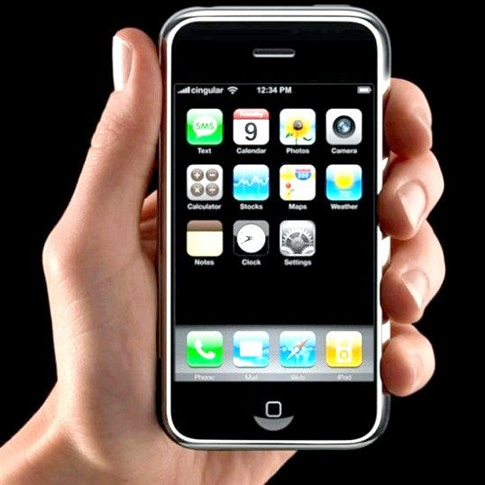 Як видалити контакти з айфона