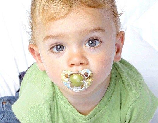 Як вмовити дитину відмовитися від пустушки