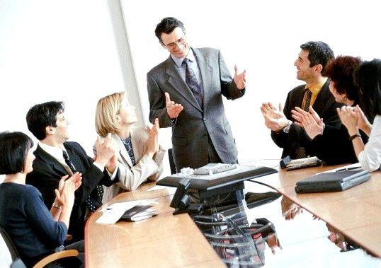 Як влаштуватися на роботу в адміністрацію