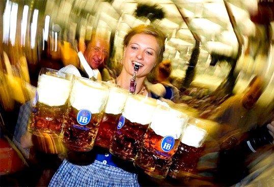 Хороша піна - добре пиво
