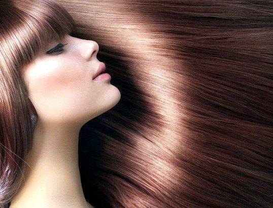 Як у рекламі створюються блискуче волосся