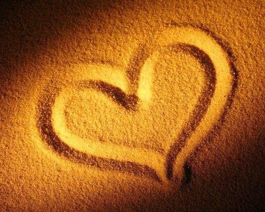 Як у вконтакте малювати сердечка