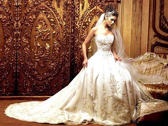 Як вибирати весільну сукню за кольором