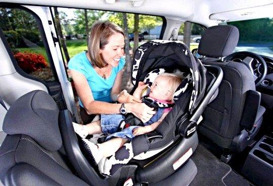 Як вибрати безпечне автокрісло дитині