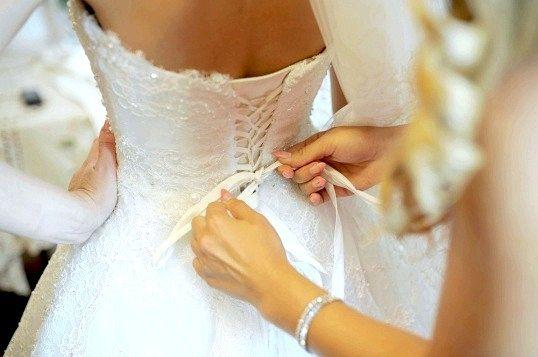 Як вибрати ідеальне весільну сукню