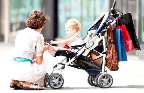 Як вибрати коляску для немовляти