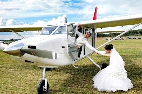 Як вибрати оригінальне місце для весілля
