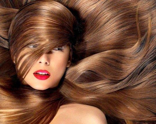 Красиві і здорові волосся