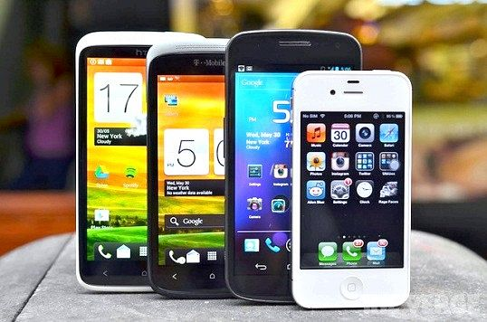 Як вибрати смартфон