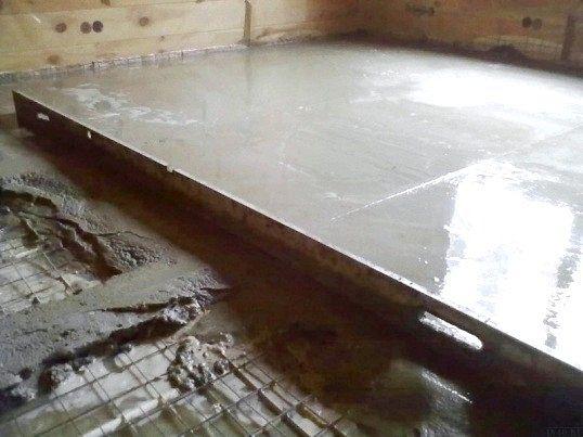 Як замісити цемент