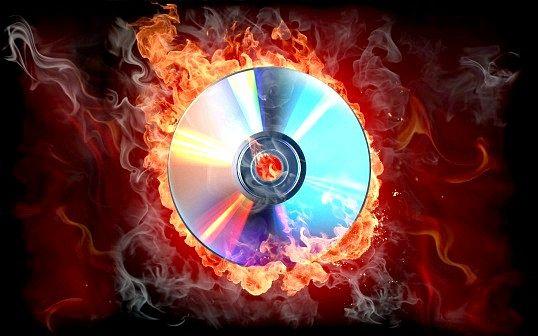 Як записати образ на cd або dvd диск в windows xp