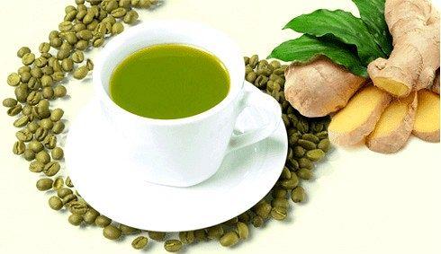 Як заварювати зелений кава для схуднення