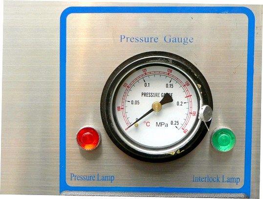 Як залежить температура від тиску