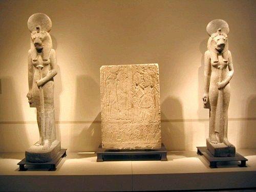 Як звали богиню війни в стародавньому Єгипті
