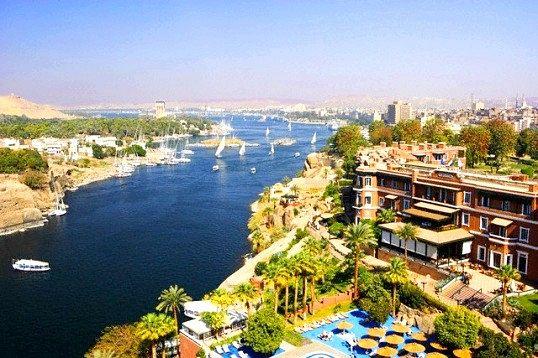 Яка погода в Єгипті у вересні