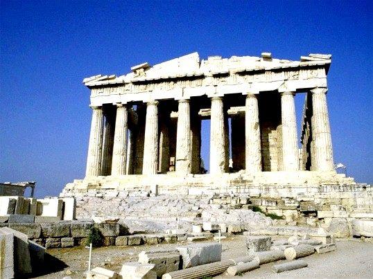 Яка погода в Греції в лютому