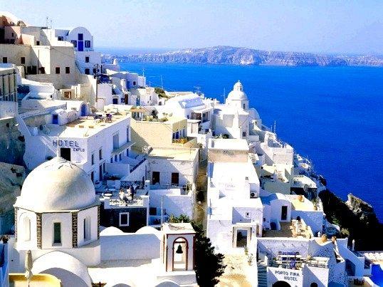 Яка погода в Греції в червні