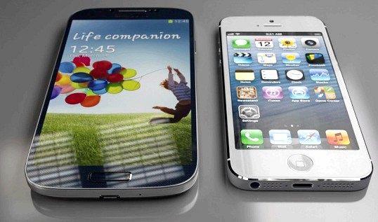 Яка різниця між смартфоном і айфоном