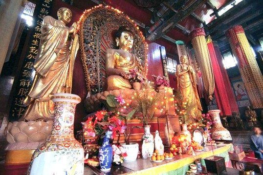 Яка релігія в китаї