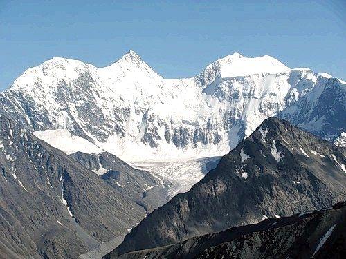 Яка найвища вершина на Алтаї