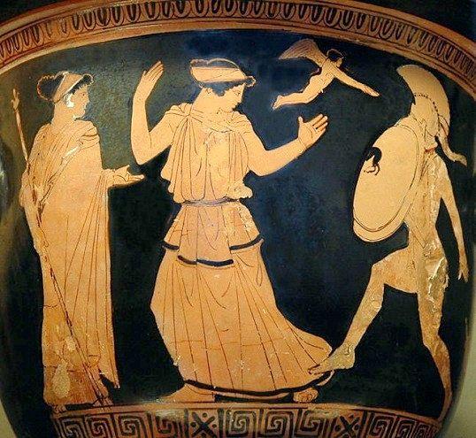 Які боги входили в пантеон грецьких богів