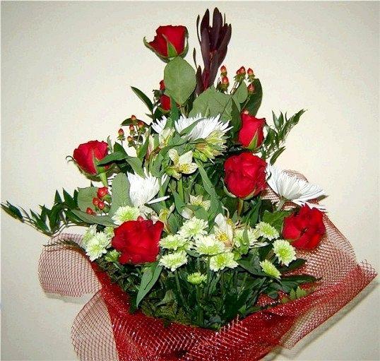 Які квіти дарують чоловікові