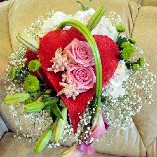 Які квіти можна дарувати в день святого валентина