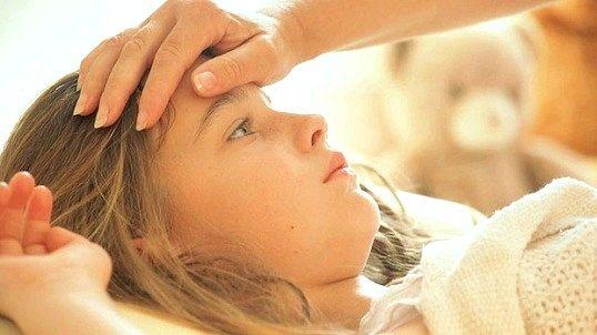 Які дитячі хвороби можна сплутати з застудою