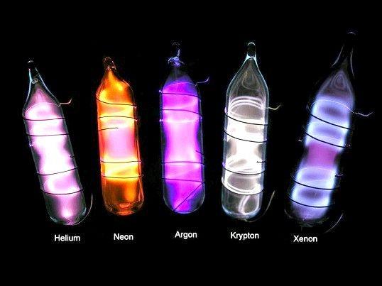 Які гази належать до інертним