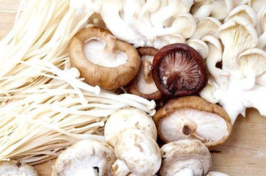 Які гриби найчастіше використовуються в кулінарії