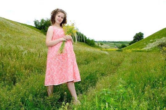 які лікарські трави можна вагітним?